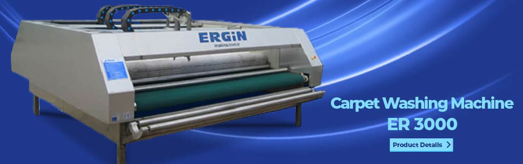 CARPET WASHING MACHINE  / ER 3000