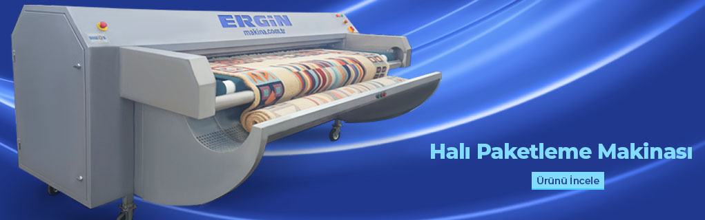 HALI PAKETLEME MAKİNASI  / HPM 2000